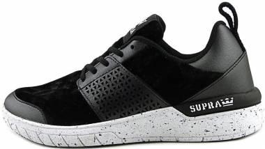 Supra Scissor - Black/Black/White (98027003)