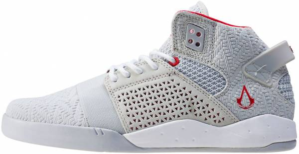 Supra Skytop III Assassins Creed Grey