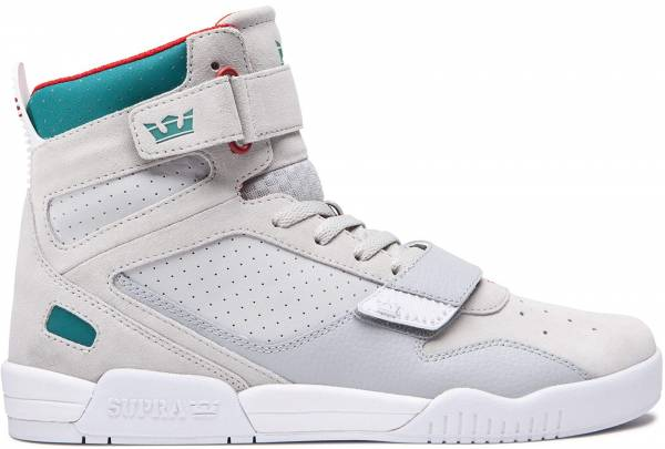 Supra Breaker Grey (Lt Grey/Teal-white 057)