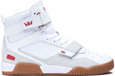Supra Breaker - White White Rose Gum 173