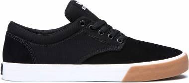 Supra Chino - Black-White/Gum