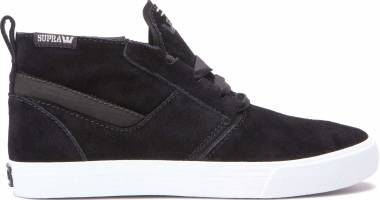 Supra Kensington - Black/White (08330002)