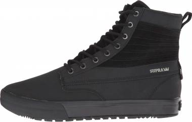 Supra Graham CW - Black/Black