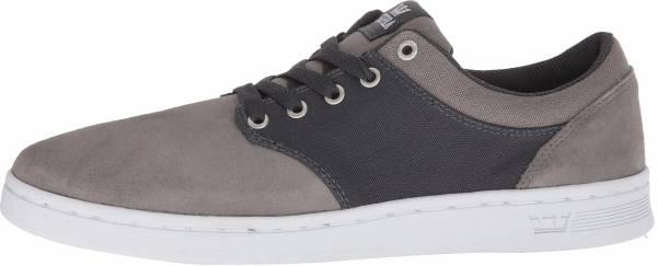 Supra Chino Court - Grey/Dark Grey/White (08058021)