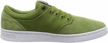 Supra Chino Court - Green (Moss/Demitasse-white 373)