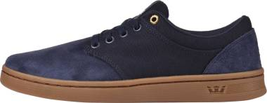 Supra Chino Court - Midnight-gum (8058414)