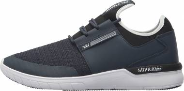 Supra Flow Run - Navy White