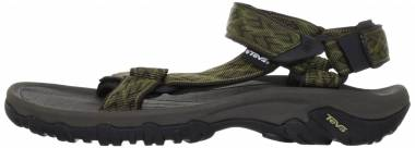 Teva Hurricane XLT Green Men