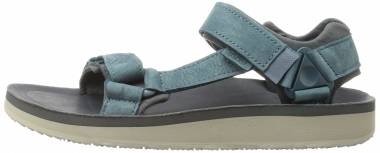 Teva Original Universal Premier Leather Blue Men
