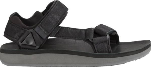 Teva Original Universal Premier Leather - Black