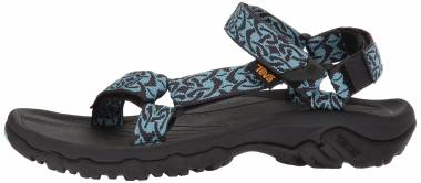 Teva Hurricane 4 Blue Men