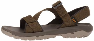 Teva Hurricane XLT2 Cross Strap Dark Olive Men