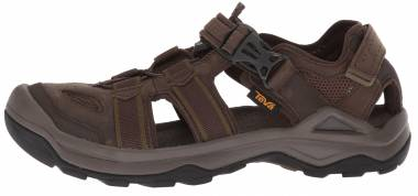 Teva Omnium 2 Leather - Multicolore Turkish Coffee 000