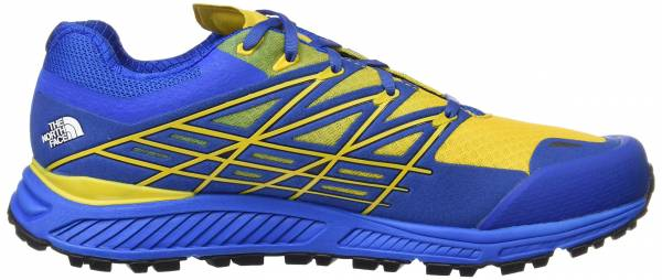 The North Face Ultra Endurance - Cosmic Blue / Macaw Green