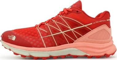 The North Face Ultra Vertical - Red Juicyred Desertflowerorng 2ra (T92VVD2RA)