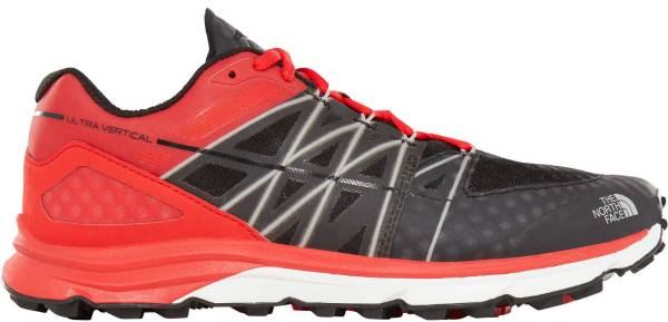 The North Face Ultra Vertical - Black/Red