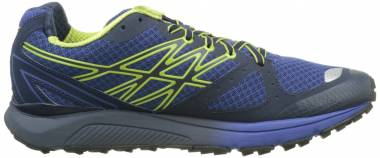 The North Face Ultra Cardiac - Cosmic Blue/Macaw Green