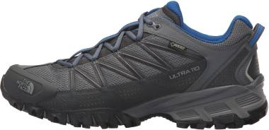The North Face Ultra 110 GTX - Zinc Grey/Turkish Sea
