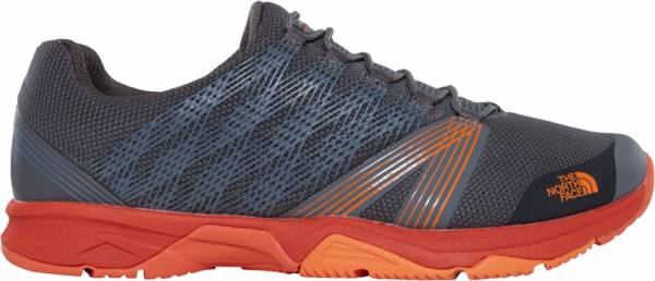 The North Face Litewave Ampere II - Multicolore Dark Gull Grey Exuberance Orange (T92VVGTCA)