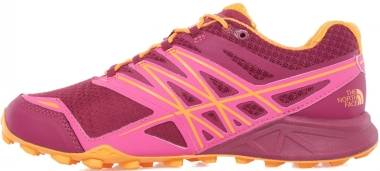 The North Face Ultra MT GTX - Radiance Purple / Impact Orange (T0CVZ4DWA)