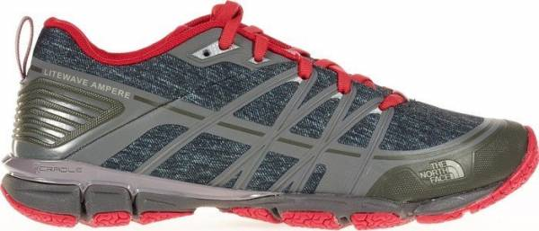 The North Face Litewave Ampere - Grey (T0CXU1NNY)