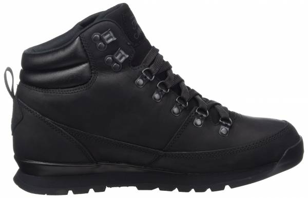 The North Face Back-To-Berkeley Redux Leather - Black (T0CDL0KX8)