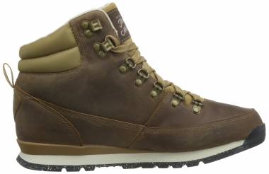 The North Face Back-To-Berkeley Redux Leather - Brown (T0CDL0NSH)