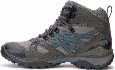 The North Face Hedgehog Fastpack Mid GTX - Graphite Grey/Dark Slate Blue (NF00CXU5YUM)