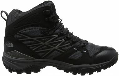 The North Face Hedgehog Fastpack Mid GTX - Black Tnf Black Dark Shadow Grey Zu5 (T93FXIZU5)