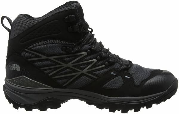 The North Face Hedgehog Fastpack Mid GTX - Black Tnf Black Dark Shadow Grey Zu5