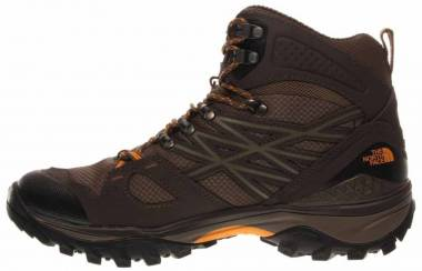 The North Face Hedgehog Fastpack Mid GTX - Brown