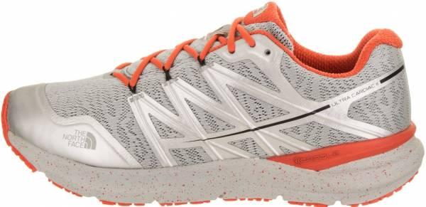 The North Face Ultra Cardiac II High Rise Grey/Valencia Orange