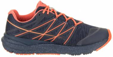 The North Face Ultra Cardiac II - Shady Blue/Nasturtium Orange (T92VUWYWE)