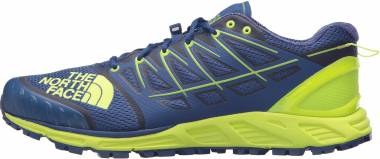 The North Face Ultra Endurance II - Azul Bright Blue Dayglo Yellow 4cu (NF0A39IE4CU)