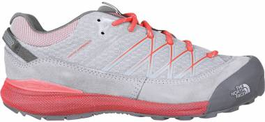 The North Face Verto Approach III Foil Grey/Radient Orange Men