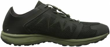 The North Face Litewave Flow Lace - Green (Black Ink Green/Four Leaf Clover) (T92YA94DU)