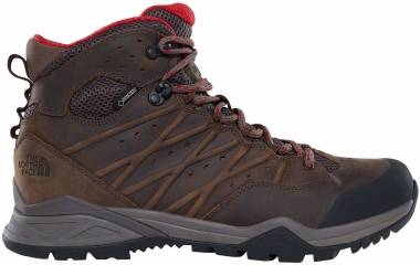 The North Face Hedgehog Hike II Mid GTX - Brown (T92YB44DC)