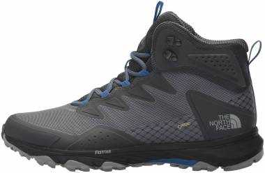 The North Face Ultra Fastpack III Mid GTX - Dark Shadow Grey/Turkish Sea