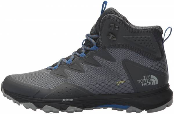 c0bf5327f0570 The North Face Ultra Fastpack III Mid GTX Dark Shadow Grey Turkish Sea
