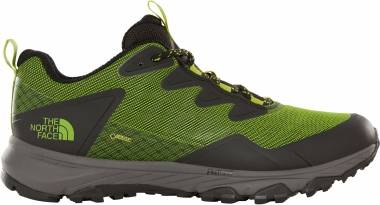 The North Face Ultra Fastpack III GTX - Tnf Black Tender Green (NF0A39IPCA9)