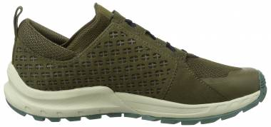 The North Face Mountain Sneaker - Grün Beech Green Urban Navy 1wq (T932ZU1WQ)