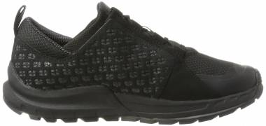 The North Face Mountain Sneaker - Black (T932ZUNNE)