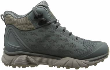 The North Face Endurus Hike Mid GTX Grey (Sedona Sage Grey/Vintage Khaki) Men