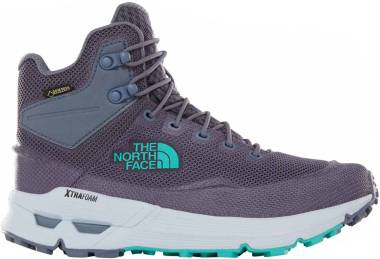 The North Face Safien Mid GTX - Grey Grisaille Grey Ion Blue C57 (T93RDDC57)