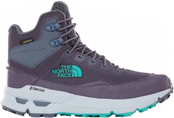 The North Face Safien Mid GTX - Grey Grisaille Grey Ion Blue C57