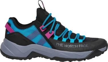 The North Face Trail Escape Edge - Tnf Black/Acoustic Blue (NF0A3X13MW0)
