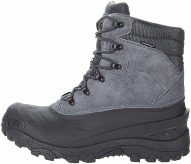 The North Face Chilkat IV - Zinc Grey/Tnf Black (NF0A4OAFQH4)