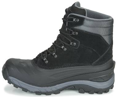 The North Face Chilkat IV - TNF Black/Dark Shadow Grey (NF0A4OAFZU5)