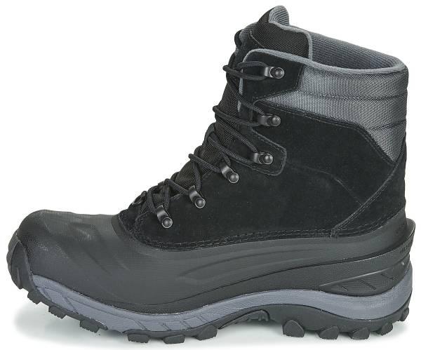 The North Face Chilkat IV - TNF Black/Dark Shadow Grey (NF0A4OAFZU5)