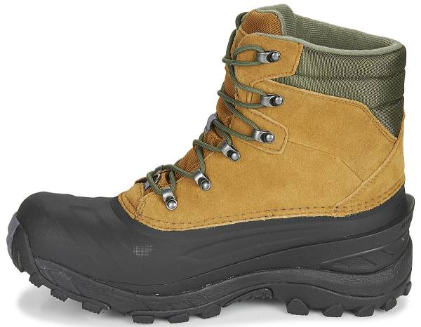 The North Face Chilkat IV - Utility Brown/New Taupe Green (NF0A4OAFVE0)
